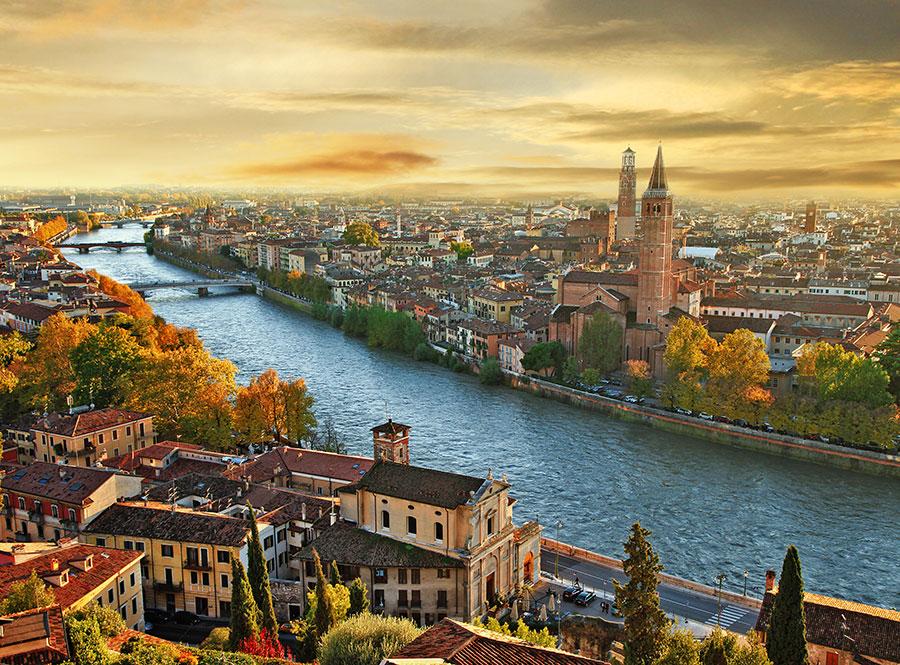 Vista de Verona