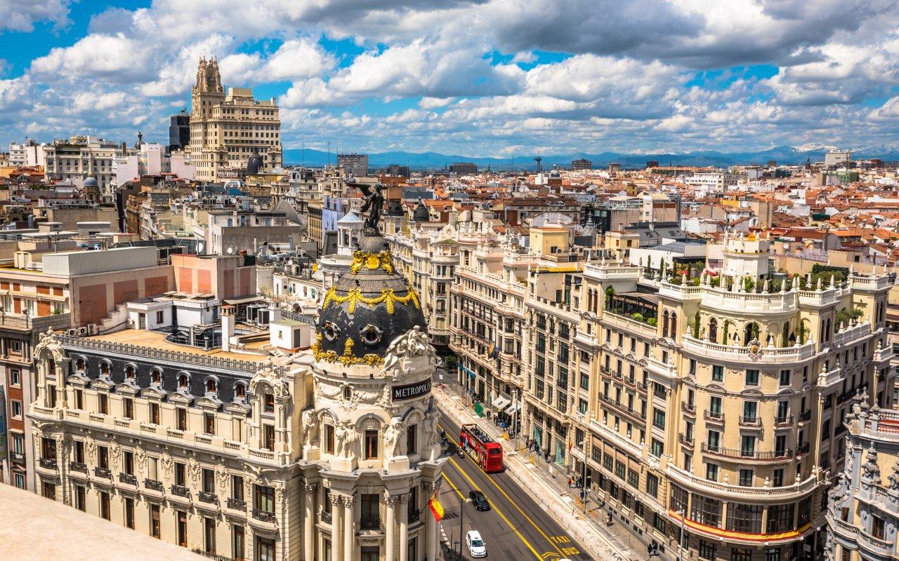 Madrid Socio de FITUR 2021