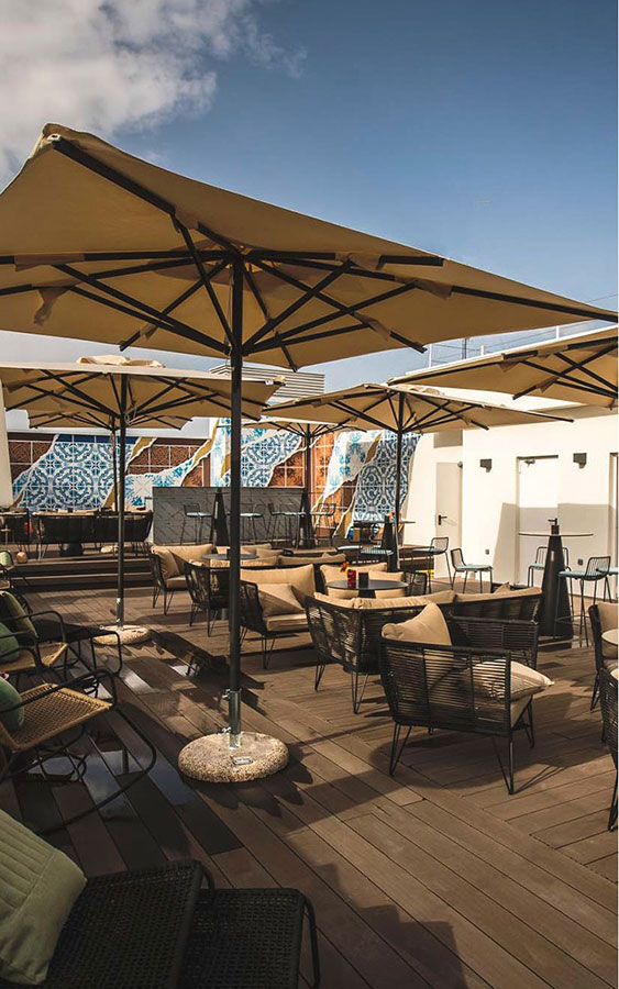 NYX-Hotel Madrid