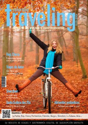 Portada Revista Traveling Nº45