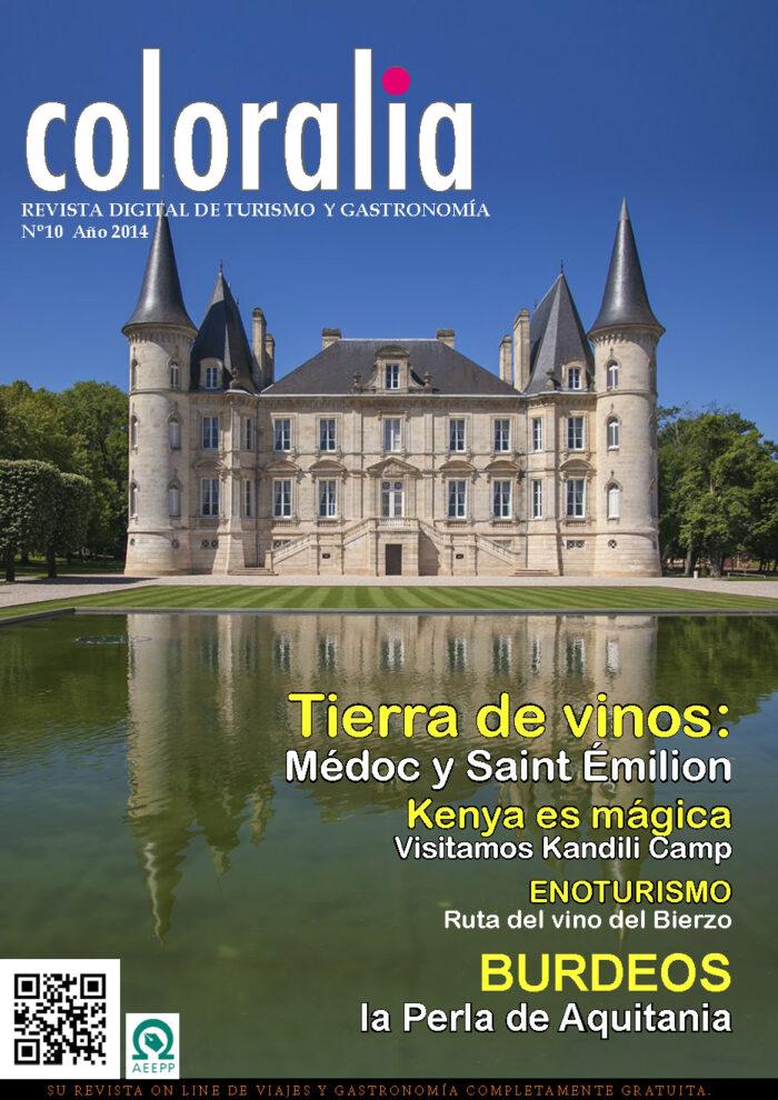 Portada Revista Traveling 10