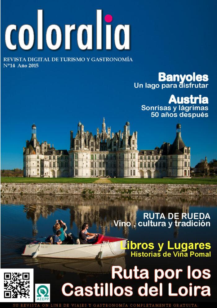 Portada Revista Traveling 14