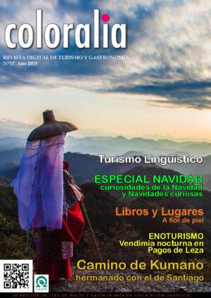 Portada Revista Traveling 17
