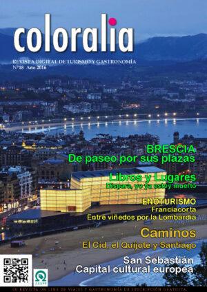 Portada Revista Traveling 18
