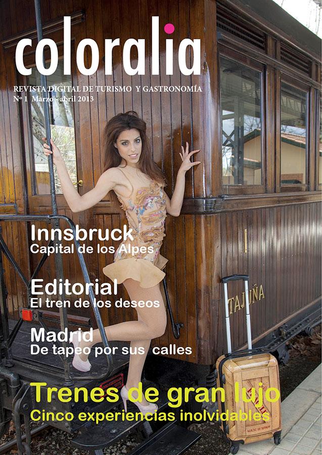 Portada Revista Traveling 1