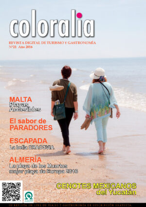 Portada Revista Traveling Nº21