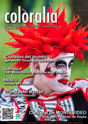 Portada Revista Traveling Nº24