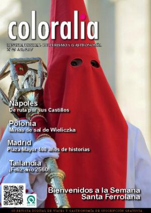Portada Revista Traveling Nº25