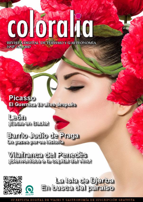 Portada Revista Traveling Nº27