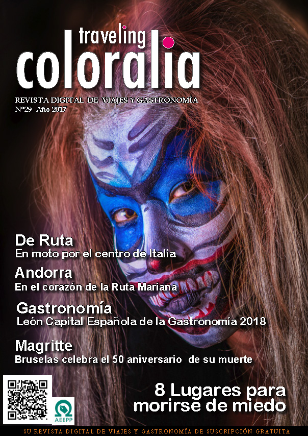 Portada Revista Traveling Nº29