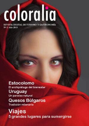 Portada Revista Traveling 2