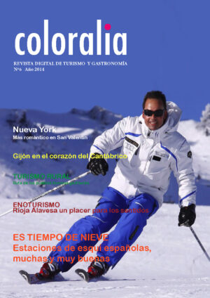 Portada Revista Traveling 6
