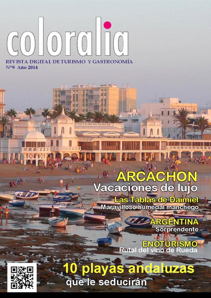 Portada Revista Traveling 9
