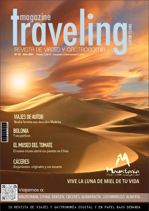 Revista Traveling numero 50